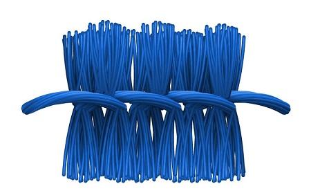 структура флиса